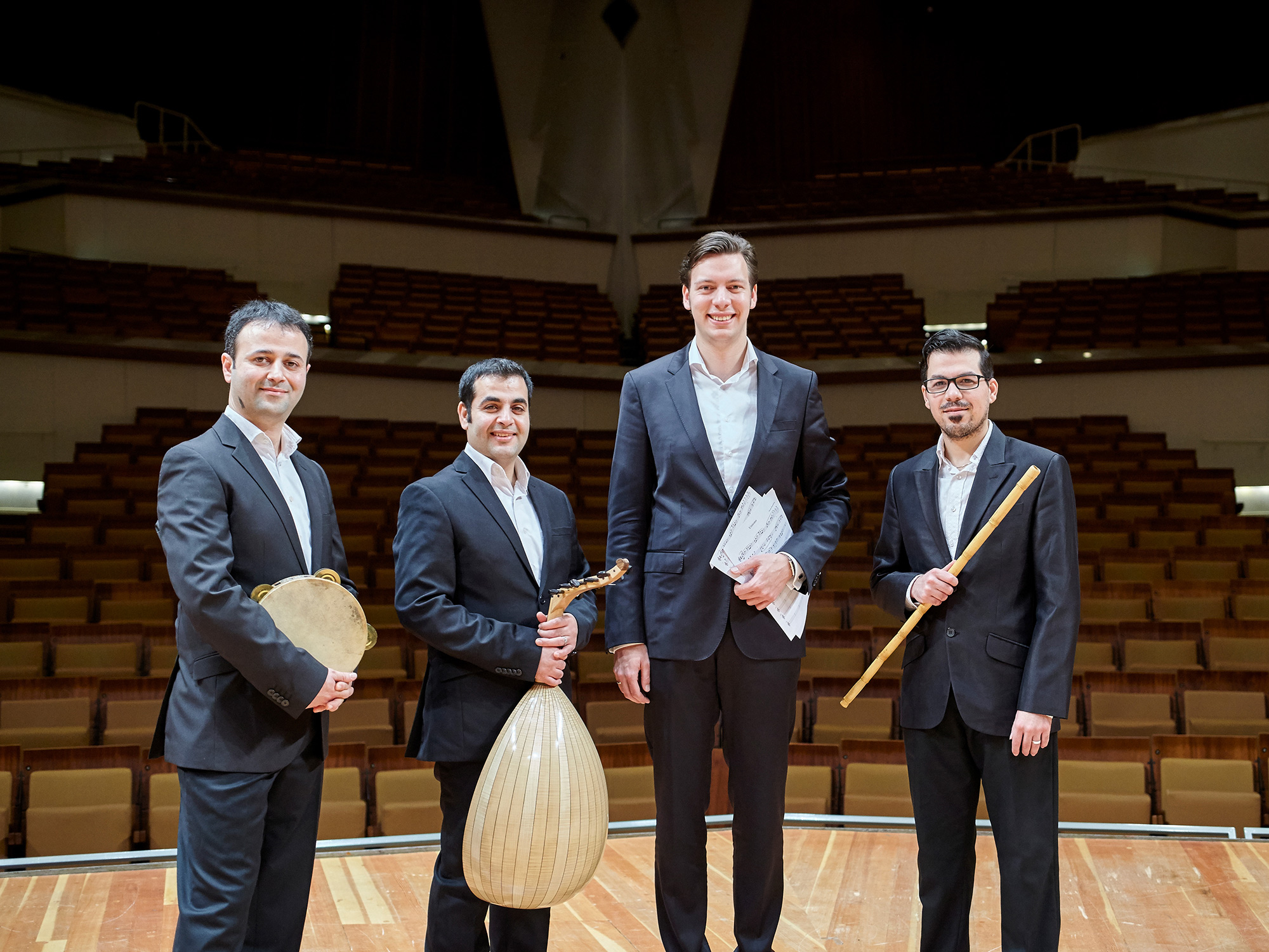 Solidaritätskonzert mit den Berliner Symphonikern
